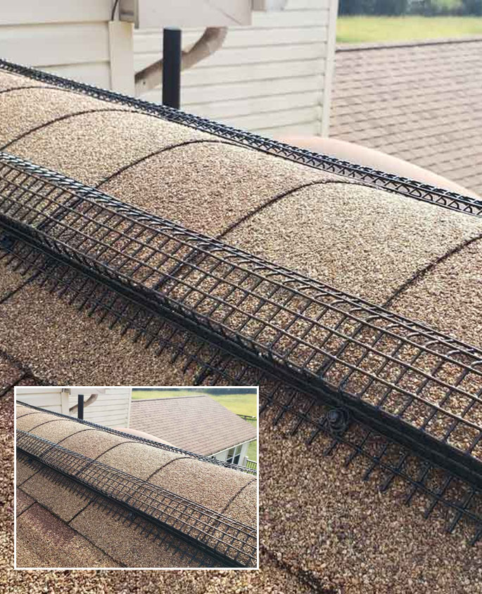 paek protector guard is your number 1 choice in ridge guard protection